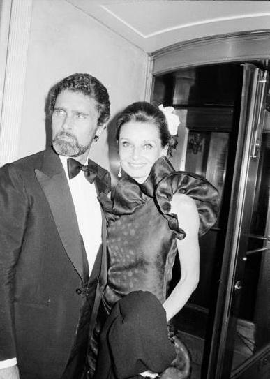 Audrey Hepburn y Robert Wolders - Robert Wolders Images ...